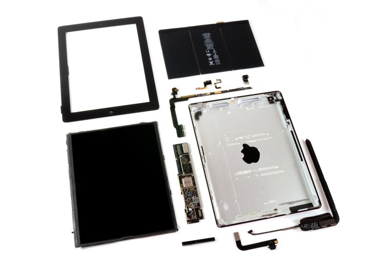 Servicio Técnico iPad