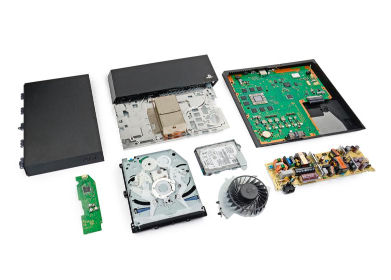 Servicio Técnico PS4