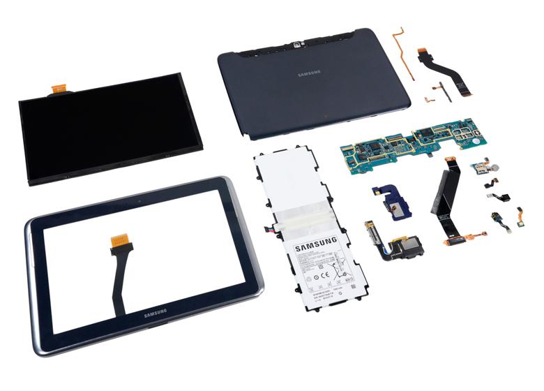 Servicio Técnico Samsung Galaxy Tab