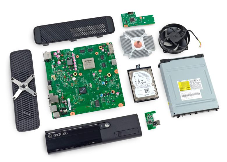 Servicio Técnico Xbox 360